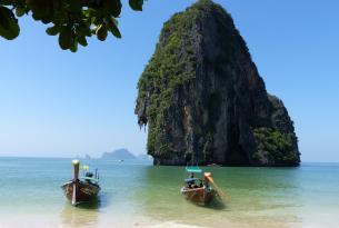 Fin de Año Tailandés en Bangkok y Krabi (salidas desde Madrid)