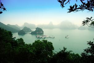 Circuito 5* Vietnam y templos de Camboya (especial Singles)