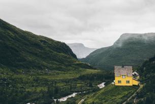 Los espectaculares fiordos de Noruega y la región de Telemark