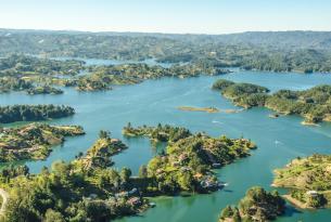 Colombia: Ruta de los Andes hasta el Caribe (especial singles)
