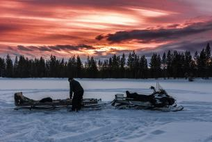 Aventura ártica en Rovaniemi