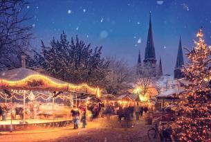 Puente de diciembre en Alemania: Mercados navideños en las ciudades más encantadoras de Baviera