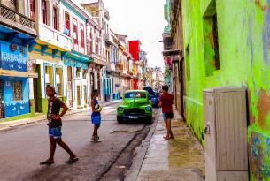 Cuba: el gran combinado (Habana, Trinidad y Cienfuegos)