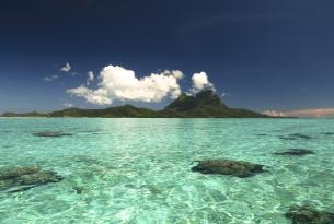 Puente Diciembre en Polinesia francesa: lujo en tahiti, taha'a y bora bora