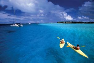Polinesia para novios con Tahití, Moorea y Bora Bora