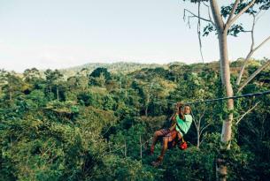 Costa Rica y sus parques menos explorados: Bocatapada, Arenal, Rincon de la vieja, Península Nicoya y Naranjo  en coche de alqui