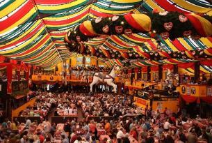Viaje a Munich durante el Oktoberfest 2020 (especial singles)