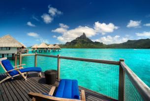 "Polinesia: Combinado Tiare ""Alojamiento Lujo"""