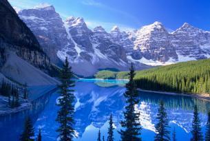 Canada: Parques Nacionales del Oeste