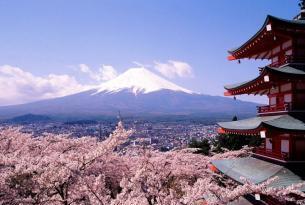 Viaje en grupo: Tentaciones de Japón