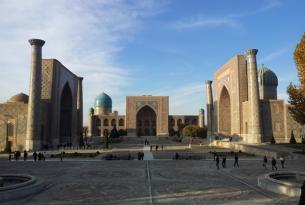 Uzbekistán: Ruta de las Caravanas