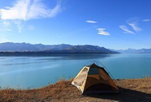 Acampando en Nueva Zelanda: un viaje de aventura en 24 días