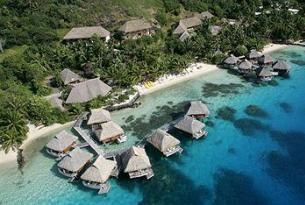 "Polinesia: Combinado Tiare ""Alojamiento con encanto"""
