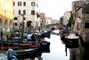 Italia: El Véneto en barco y bici