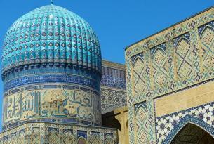 Uzbekistan y sus Ciudades de Ensueño