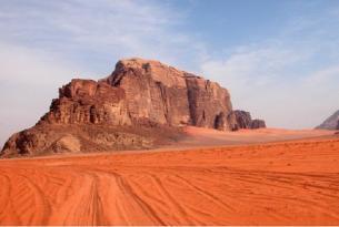 Jordania fascinante: Petra, castillos del desierto, Wadi Rum, Mar Muerto y mucho más