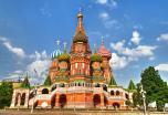 Moscú y San Petersburgo Básico
