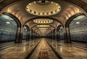 Moscú Clásico: la gran capital de Rusia