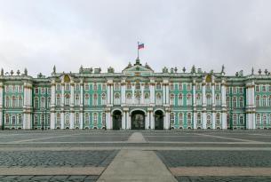 Moscú y San Petersburgo (régimen de media pension)