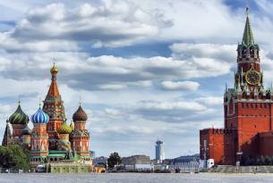 Moscú y San Petersburgo (Media pension)