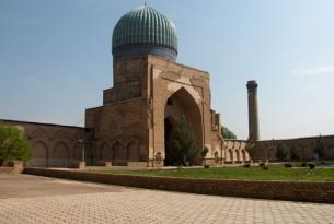 Uzbekistan al completo con Valle de Fergana