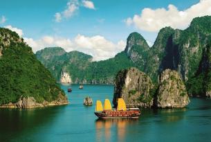 Vietnam Increible y Siem Reap