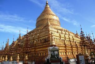 Myanmar: lo mejor de la antigua Birmania en 11 días
