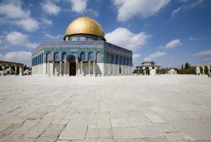 Las maravillas de Jordania y Jerusalen (Israel)