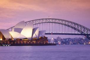 Australia y Nueva Zelanda en crucero: de Sídney a Auckland